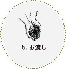 5.お直し